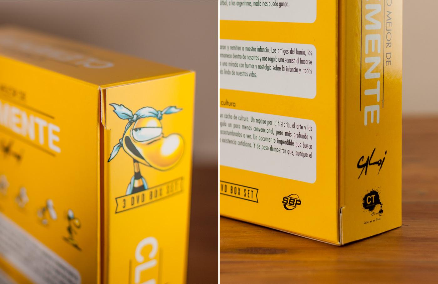 Clemente - DVD Box