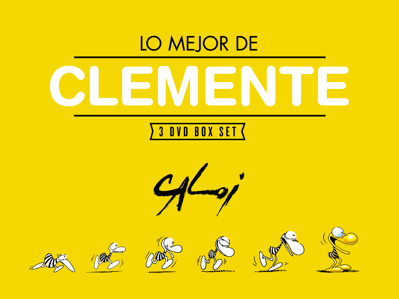 Clemente - Tapa